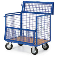 Klecové vozíky